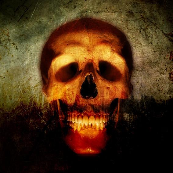 CD-Cover Entwurf für den Metal Hammer