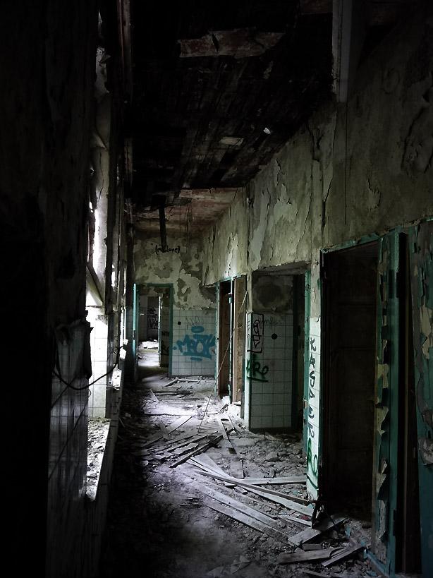 Kinderkrankenhaus Weissensee
