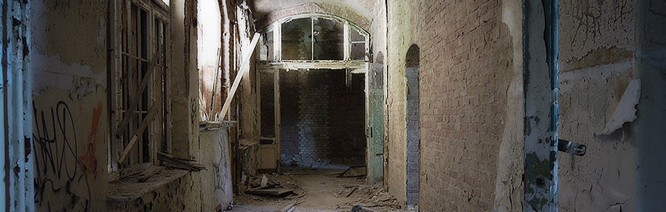 Beelitz Heilstätten - Lungenklinik